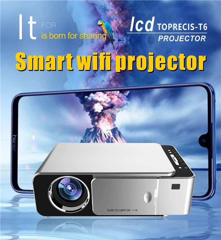 home theater projectors with bluetooth