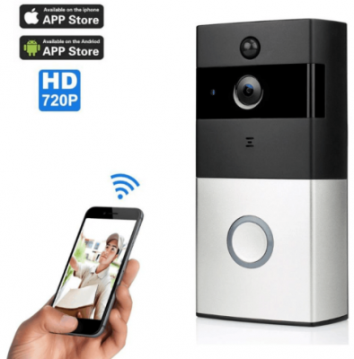 hd 1080p smart video doorbell