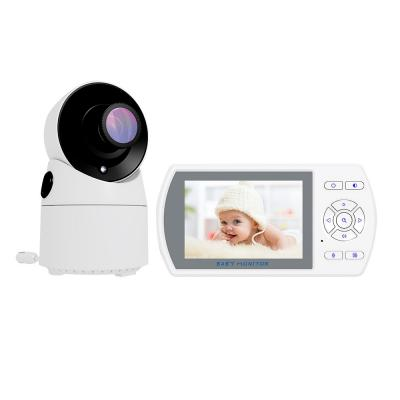 3.5 inch LCD display baby monitor camera